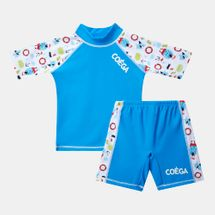 COÉGA Kids' Two-Piece UV50 Swimsuit