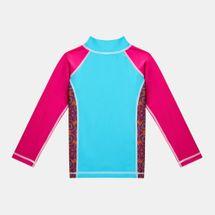 COÉGA Kids' Long Sleeve Rashguard Swimshirt, 792659
