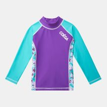 COÉGA Kids' Long Sleeve Rashguard Swimshirt