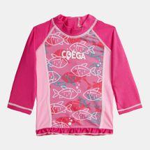 COÉGA Kids' Rashguard Swimshirt