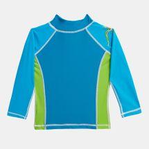 COÉGA Kids' Long-Sleeve Rashguard Swimshirt, 1129318