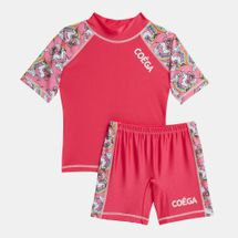 COÉGA Kids' Two Piece Swimsuit