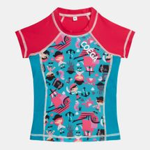 COÉGA Kids' Pirates Swim Top