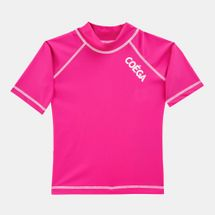 COEGA Kids' Basic Swim T-Shirt (Younger Kids)