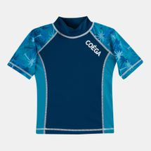 Coega Kids' Rashguard Palm Trees Shirt (Younger Kids)