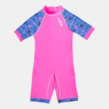 Coega Kids' Flamingo One-Piece Swimsuit