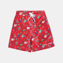 Coega Kids' Disney Toy Story Board Swim Shorts