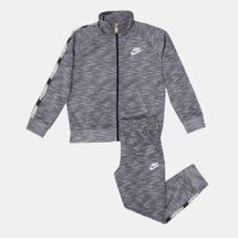 Nike Kids' Taping Tricot Set Jacket and Track Pant (Younger Kids)