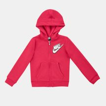 Nike Kids' Fleece Lurex Hoodie (Baby and Toddler)