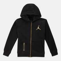 Jordan Kids' Metal Man Full-Zip Hoodie (Older Kids)