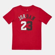 Jordan Kids' Flight History T-Shirt (Older Kids) Red