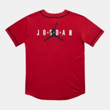 Jordan Kids' Jumpman Air Mesh T-Shirt (Older Kids), 1486226