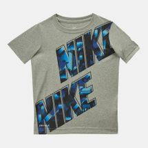 Nike Kids' Muddy Block T-Shirt (Baby and Toddler)