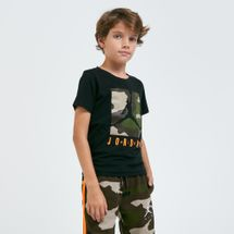 Jordan Kids' Camo Box T-Shirt (Older Kids)