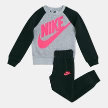 Nike Kids' Sportswear Heathered Set (Younger Kids)