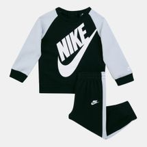 Nike Kids' Oversized Futura Crew Set (Baby and Toddler)