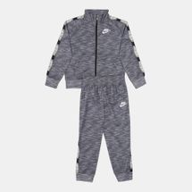 Nike Kids' Taping Tricot Set Jacket and Track Pant (Baby and Toddler)