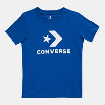 Converse Kids' Stack Wordmark T-shirt (Younger Kids)
