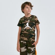 Jordan Kids' Jumpman Camo T-Shirt (Older Kids)
