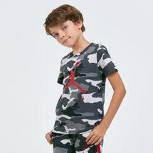 Jordan Kids' Jumpman Camo T-Shirt (Older Kids)