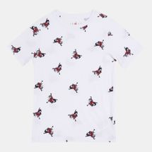 Jordan Kids' Jumpman Classic All Over Print T-Shirt (Older Kids)