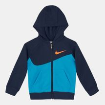 Nike Kids' Sportswear Swoosh Hoodie (Baby and Toddler)