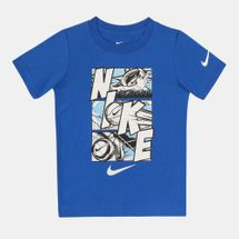 Nike Kids' Comic Panel T-Shirt (Baby and Toddler)