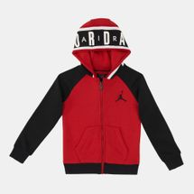Jordan Kids' Jumpman Taped Full-Zip Hoodie (Older Kids)