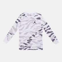 Jordan Kids' Wings Long Sleeve T-Shirt (Older Kids)