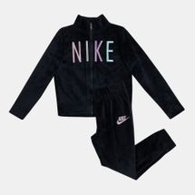 Nike Kids' Sportswear Velour Shine Tracksuit (Baby and Toddler)