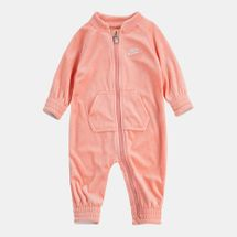Nike Kids' Velour Coverall (Baby and Toddler)