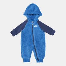 Nike Kids' Sherpa Coverall (Baby and Toddler)