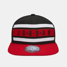 Jordan Kids' Jumpman Taped Flat Brim Cap (Older Kids)