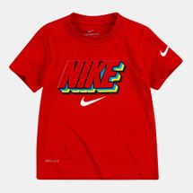 Nike Kids' Knockout Block T-Shirt (Baby and Toddler)