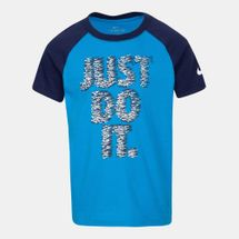Nike Kids' Just Do It Swoosh Swarm T-Shirt (Younger Kids)