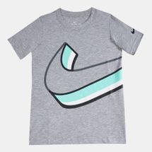 Nike Kids' Knockout Swoosh T-Shirt (Younger Kids)