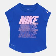 Nike Kids' Futura Watercolour T-Shirt (Baby and Toddler)