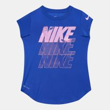 Nike Kids' Futura Water Colour T-Shirt (Younger Kids)