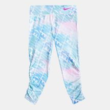 Nike Kids' Dri-FIT Watercolor Leggings (Younger Kids)
