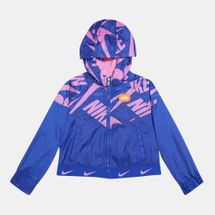 Nike Kids' Sportswear Windrunner Jacket (Baby and Toddler)