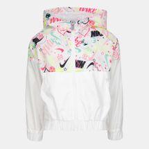 Nike Kids' Hooded Full-Zip Jacket (Younger Kids)