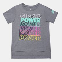 Nike Kids' Girl Power T-Shirt (Younger Kids)