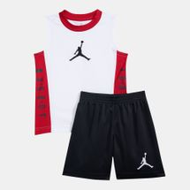 Jordan Kids' 23 Muscle Tank Top & Shorts Set (Baby and Toddler)