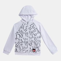 Nike Kids' Just Do It Hoodie (Baby and Toddler)