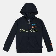 Nike Kids' Sportswear Swoosh Hoodie (Younger Kids)