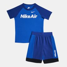 Nike Kids' Air T-Shirt and Shorts Set (Baby and Toddler)