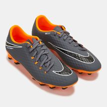 Nike Hypervenom Phantom III Academy Firm Ground Football Shoe, 1000396