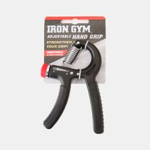 Iron Gym Adjustable Hand Grip 10-40Kg