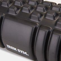 Iron Gym Essential Trigger Point Roller - Black, 1436836