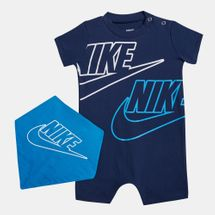 Nike Kids' Jumbo Futura Romper (Baby and Toddler)